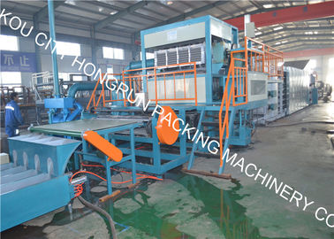 China Full Automatic Paper Egg Tray Production line , Egg Tray  Making Machine , Egg tray machine 4000pcs/hr proveedor